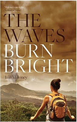 Waves Burn Bright (Paperback)