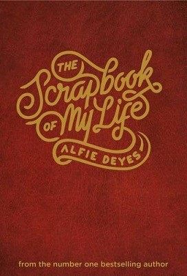 The Scrapbook of My Life (Paperback)