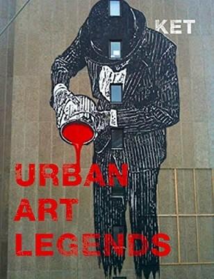 Urban Art Legends (Hardback)