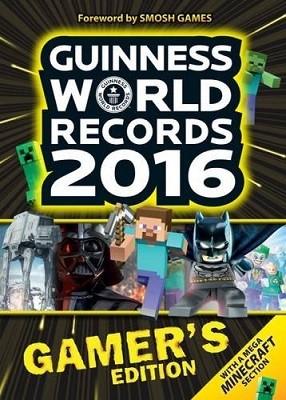 Guinness World Records 2016 Gamer's Edition (Paperback)