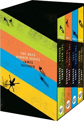 Maze Runner Series - Box Set - Maze Runner Series (Paperback)