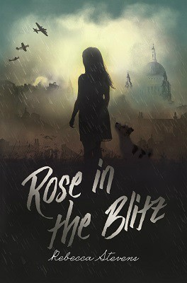 Rose in the Blitz (Paperback)