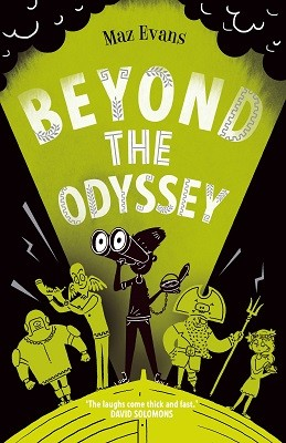 Beyond the Odyssey - Who Let the Gods Out? 3 (Paperback)