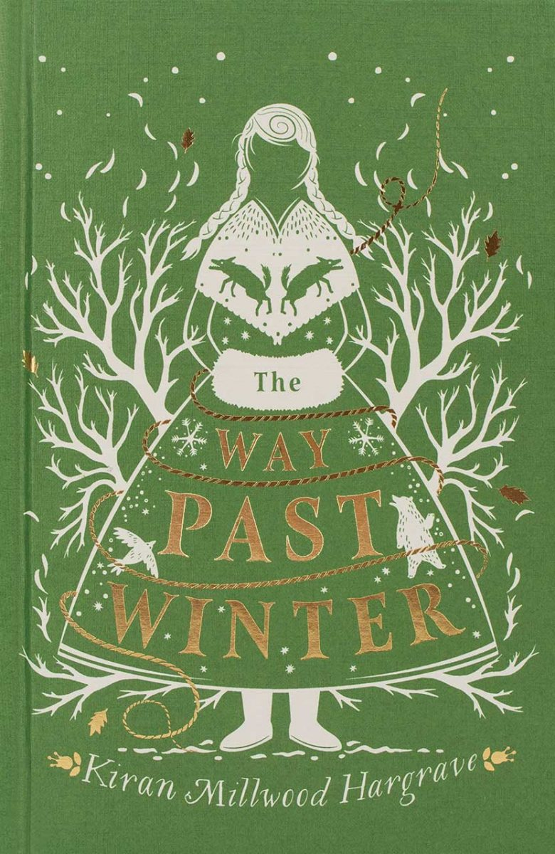 Cover of the book, The Way Past Winter.