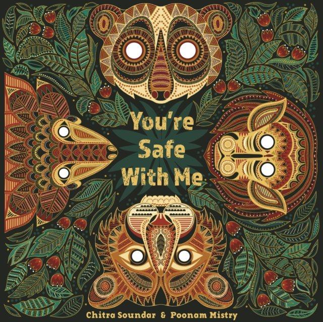 You're Safe With Me (Hardback)