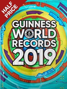 Guinness World Records 2019 (Hardback)