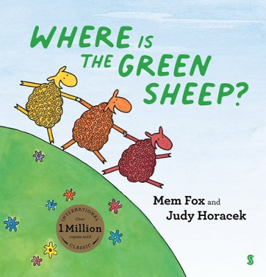 Where is the Green Sheep? (Paperback)