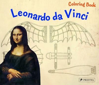 Leonardo Da Vinci: Coloring Book (Paperback)
