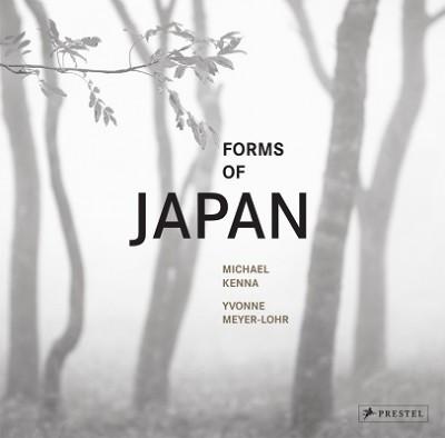 Forms of Japan: Michael Kenna (Hardback)