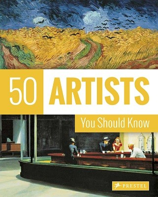 50 Artists You Should Know - 50 You Should Know (Paperback)