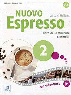 Nuovo Espresso: Libro studente 2 (Paperback)