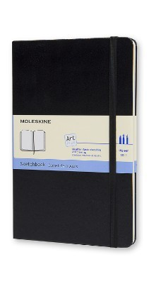 Moleskine Large Sketch-book - Moleskine Classic