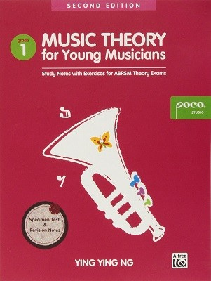 Music Theory For Young Musicians: Grade 1 (Book)