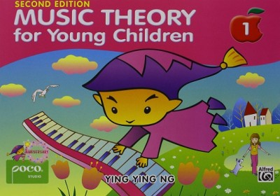 Music Theory for Young Children - Book 1 (Book)