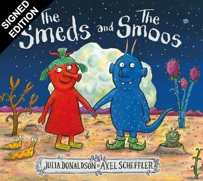 The Smeds and the Smoos: Signed Bookplate Edition (Hardback)
