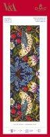 Strawberry Thief Bookmark Cross Stitch Kit
