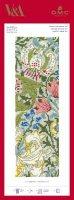 Golden Lily Bookmark Cross Stitch Kit