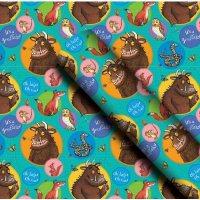 Gruffalo Blue 2m Roll Wrap