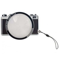 Film Camera Bookmark Magnifier