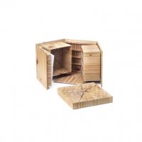 Fold Out Stationery Box