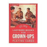 Ladybird Books For Grown-Ups Playing Cards