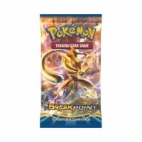 Pokemon : Xy9 Break Point Boosters