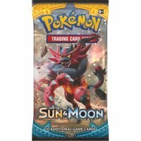 Pokemon Sun & Moon Booster: Pokemon