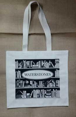 Waterstones Bag