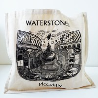 Waterstones Piccadilly Bag