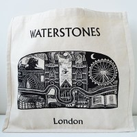 Waterstones London Bag