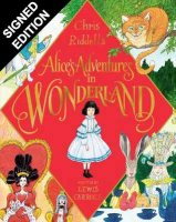 Alice's Adventures In Wonderland: Bookplates Signed by the Illustrator (Hardback)