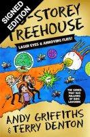 The 130-Storey Treehouse: Signed Bookplates Edition - The Treehouse Books (Hardback)