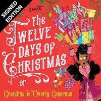The Twelve Days of Christmas: Signed Bookplates (Hardback)