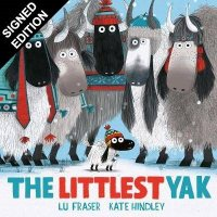 The Littlest Yak: Signed Bookplate Edition (Paperback)