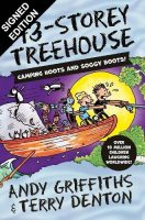 The 143-Storey Treehouse: Signed Bookplate Edition - The Treehouse Series (Hardback)