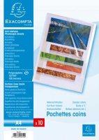 A4 Cut Flush Folders Pack Of 10
