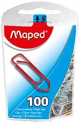 Maped Office Paper Clips