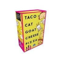 Taco, Cat, Goat, Cheese, Pizza Card Game