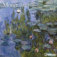 2020 Monet Wall Calendar