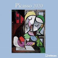 2020 Picasso Wall Calendar