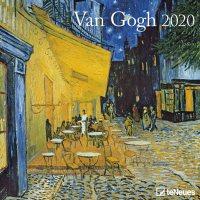 2020 Van Gogh Wall Calendar