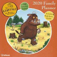 2020 Gruffalo Wall Family Planner