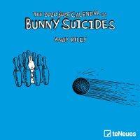 2020 Bunny Suicides Mini Wallcalendar