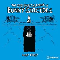 2020 Bunny Suicides Wall Calendar