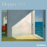 2021 Edward Hopper Wall Calendar