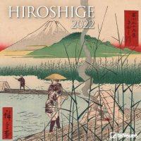 Hiroshige Wall Calendar 2022