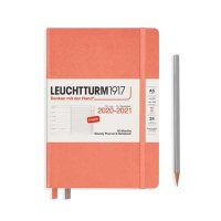BELLINI 18M A5 WEEKLY PLANNER& NOTEBOOK DIARY 2020-2021