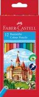 Faber Colouring Pencils Carton Box Of 12