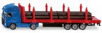 Log Transporter Truck