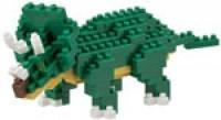 Nanoblock Triceratops dinosaur